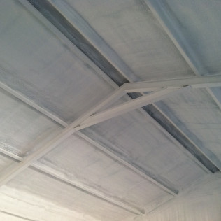Commercial insulation project in Meridian, ID